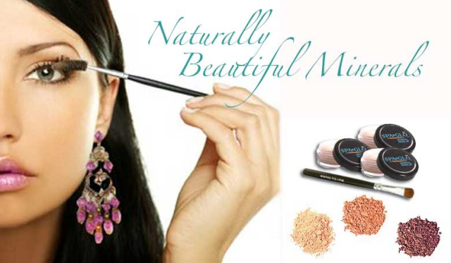 mineral powder eyeshadows