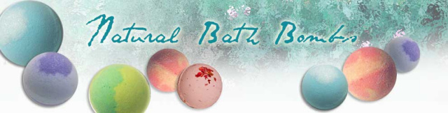 Natural bath bombs made in the USA